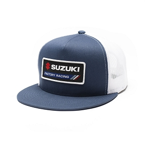 Suzuki Factory Snap-back Hat