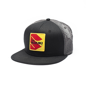 Suzuki Racing Snap-back Hat
