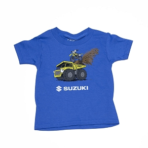 Suzuki Earthmover Toddler T-shirt