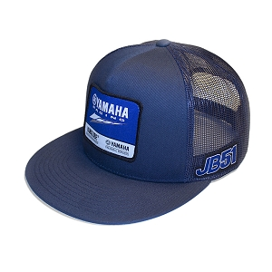 2019 Yamaha Racing JB51 Snap-back hat