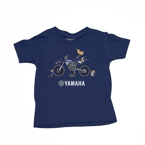 Yamaha Pit Crew Toddler T-shirt