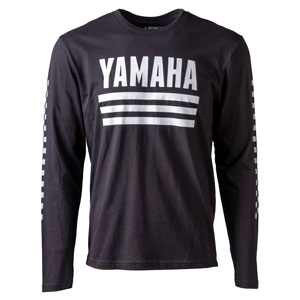 Yamaha Racer Long Sleeve Shirt