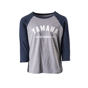 Yamaha Youth Speedy Baseball T-shirt
