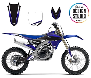 Custom Motocross Graphics: Yamaha Apex