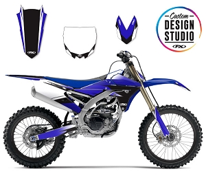 Custom Motocross Graphics: Yamaha Atak