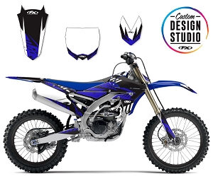Custom Motocross Graphics: Yamaha Electric