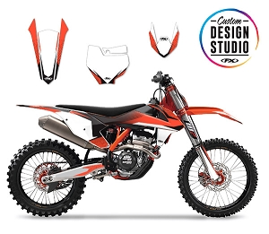 KTM Element Series Custom Graphic Kit