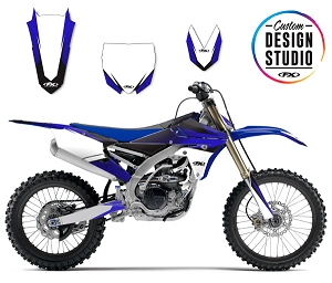 Custom Motocross Graphics: Yamaha Element