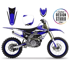 Custom Motocross Graphics: Yamaha EVO 15