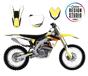 Suzuki EVO 13 Series Custom Graphic Kit