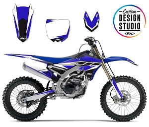Custom Motocross Graphics: Yamaha EVO 13