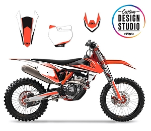 KTM EVO 14 Series Custom Graphic Kit