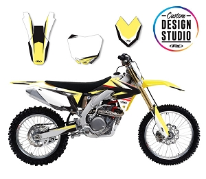 Suzuki EVO 14 Series Custom Graphic Kit