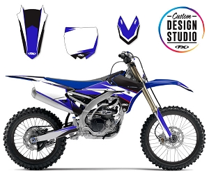 Custom Motocross Graphics: Yamaha EVO 14