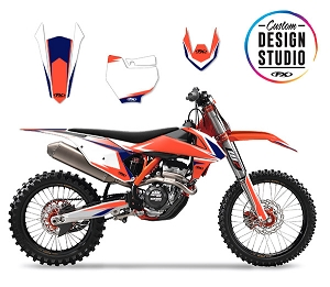 KTM EVO 15 Series Custom Graphic Kit