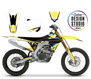 Suzuki EVO 15 Series Custom Graphic Kit