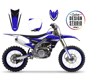 Yamaha EVO 16 Series Custom Graphic Kit