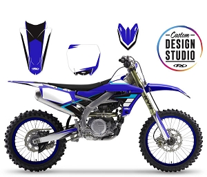 Yamaha EVO 17 Series Custom Graphic Kit