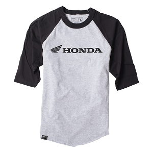 Honda Baseball T-Shirt