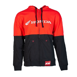 Honda Double Zip-Up
