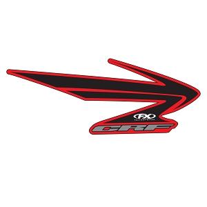 Factory Effex /'12 OE Replica Graphics for Honda 09-12 CRF 450R CRF450R 15-05334