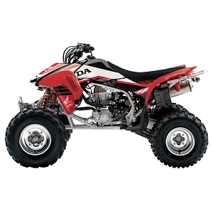 EVO 14 Graphic Kit TRX450 04-18