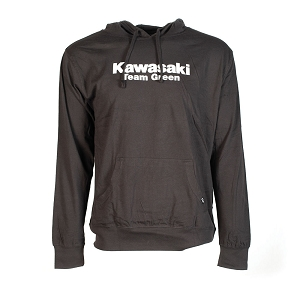 Kawasaki Team Green Light-weight Pullover