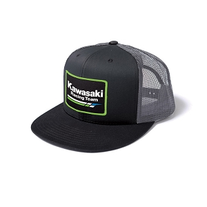 Kawasaki Racing Snap-back Hat
