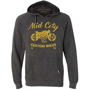 Mid City Pullover Hoodie