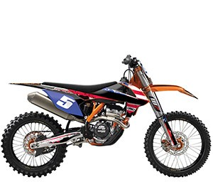 KTM Patriot Series Custom Graphic Kit