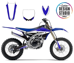 Yamaha Podium Series Custom Graphic Kit