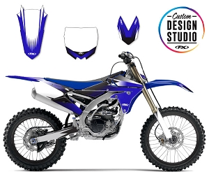 Custom Motocross Graphics: Yamaha Rev