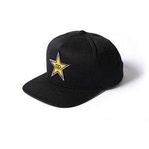 Rockstar Star Snap-back Hat