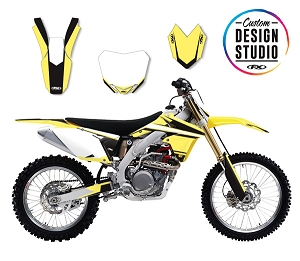Suzuki Rockstar Series Custom Graphic Kit