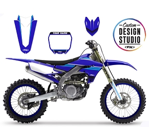 Yamaha SMPL Series Custom Graphic Kit