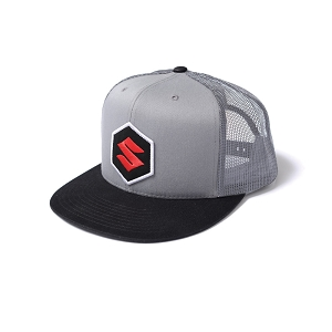 Suzuki Mark Snap-back Hat