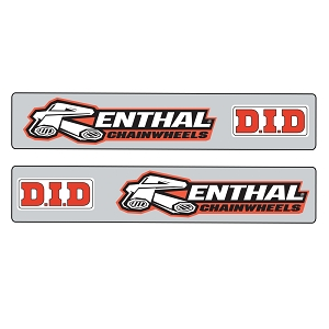 Universal Renthal DID Swing Arm Graphics