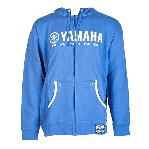 Yamaha Racing Hooded Zip-Up