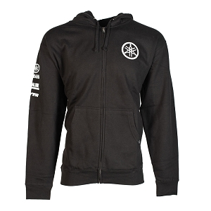 Yamaha Tuning Fork Hooded Zip-up