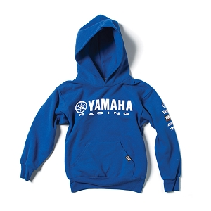 Yamaha Racing Youth Pullover Sweatshirt