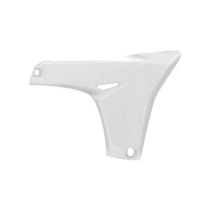 Lower Shroud Plastic Yamaha YZ450F 10-13 (White)