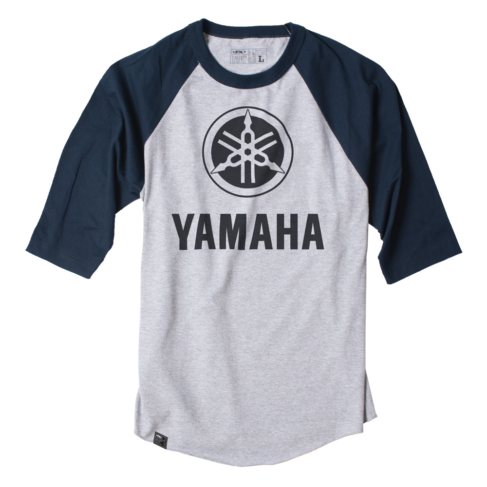 yamaha baseball t shirt. Black Bedroom Furniture Sets. Home Design Ideas