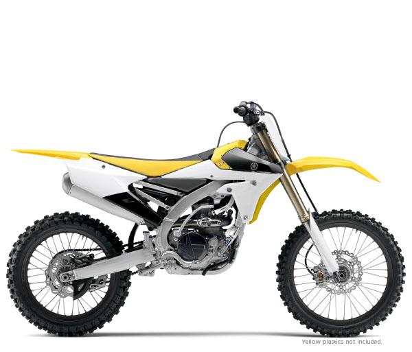 Custom Motocross Graphics: Yamaha Retro