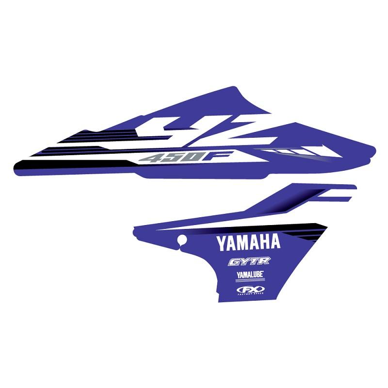 2018 Yamaha OEM Graphic YZ450F 18