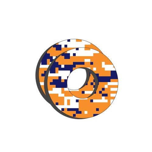 Moto Grip Donuts Digital Camo