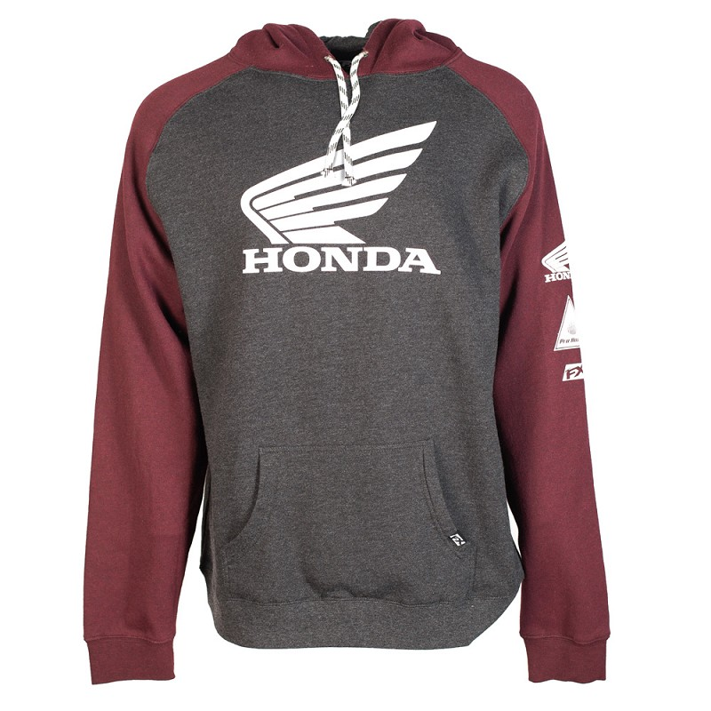 Honda Wing Hooded Pullover
