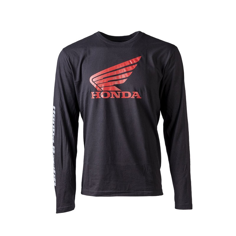 Honda Racing Long Sleeve Shirt