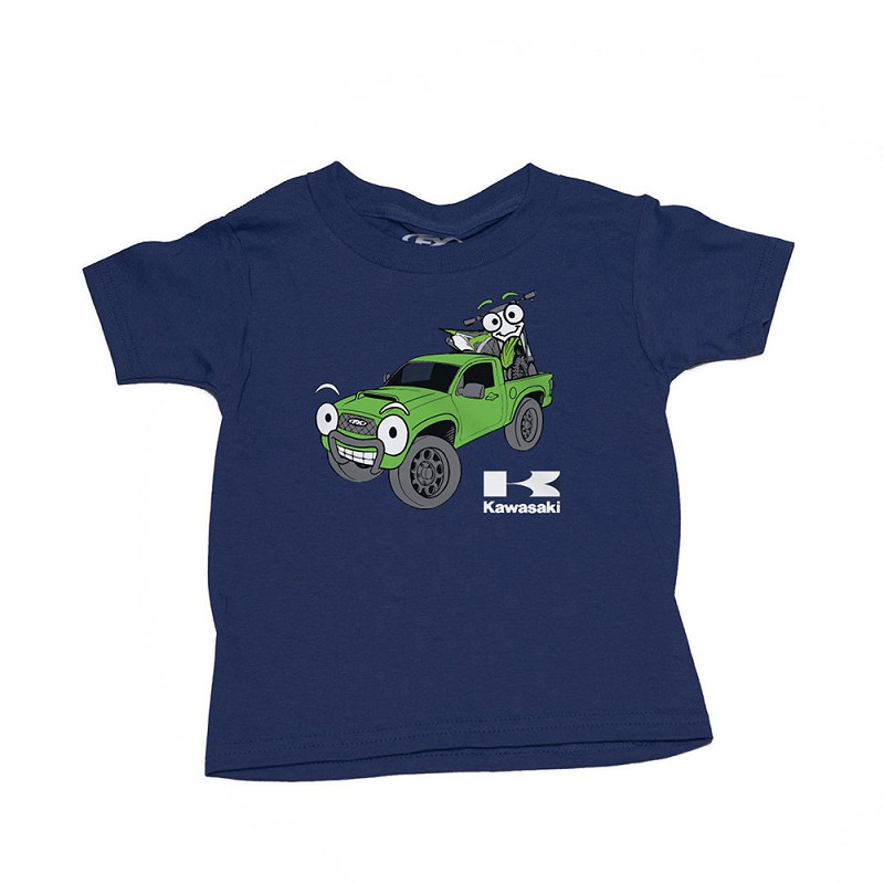 Kawasaki Truckin Toddler T-shirt