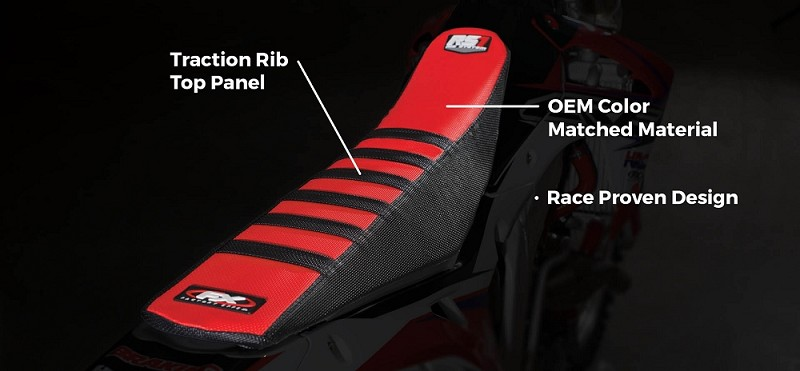 Custom Honda RS1 Gripper Seat Cover