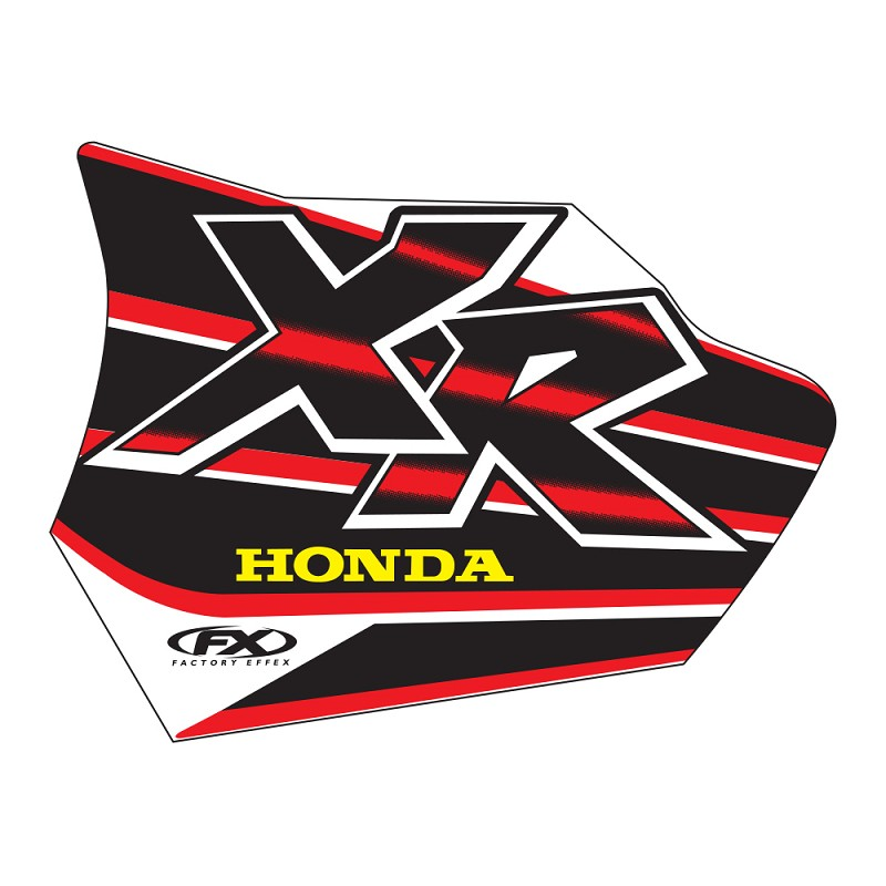 1999 Honda OEM Graphic XR250/400/600 86-04